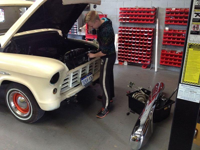 1955 Chev Pickup restoration brisbane queensland australia reso ol school garage (1).jpg