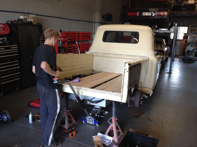 1955 Chev Pickup restoration brisbane queensland australia reso ol school garage (3).jpg