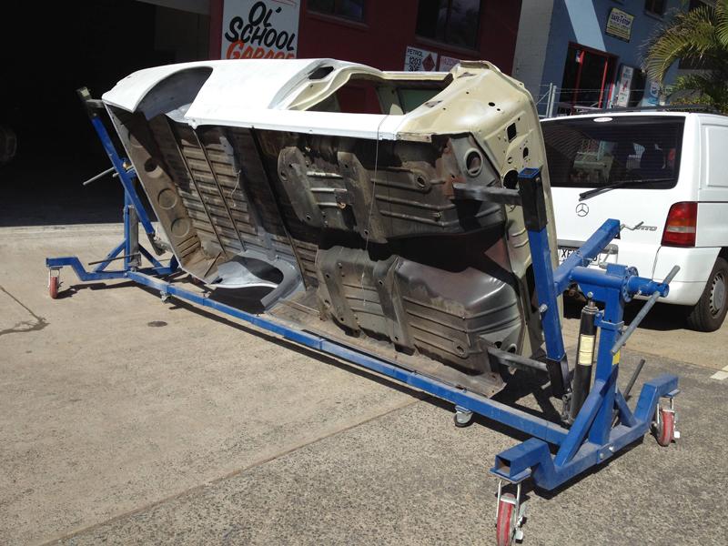 1976 HJ Holden Kingswood Sandman ol school garage restoration sales.jpg
