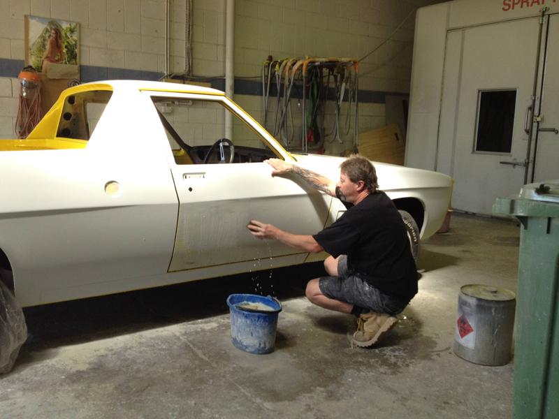 1976 HJ Holden Kingswood Sandman ol school garage restoration (1).jpg