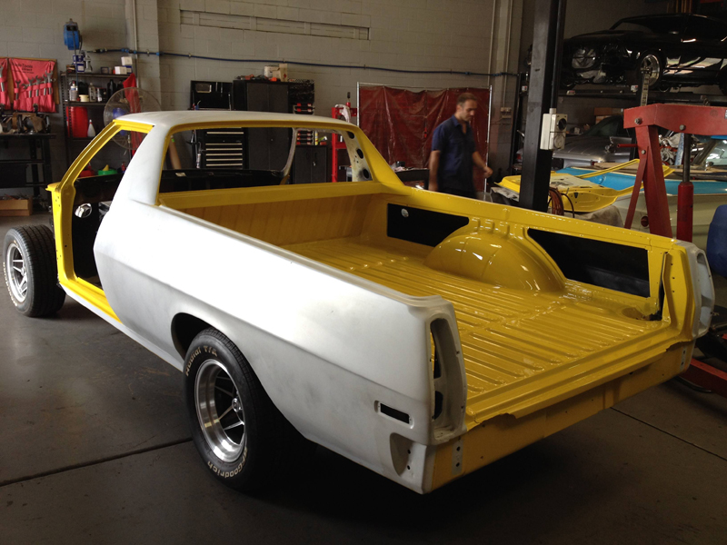 1976 HJ Holden Kingswood Sandman ol school garage restoration (3).jpg
