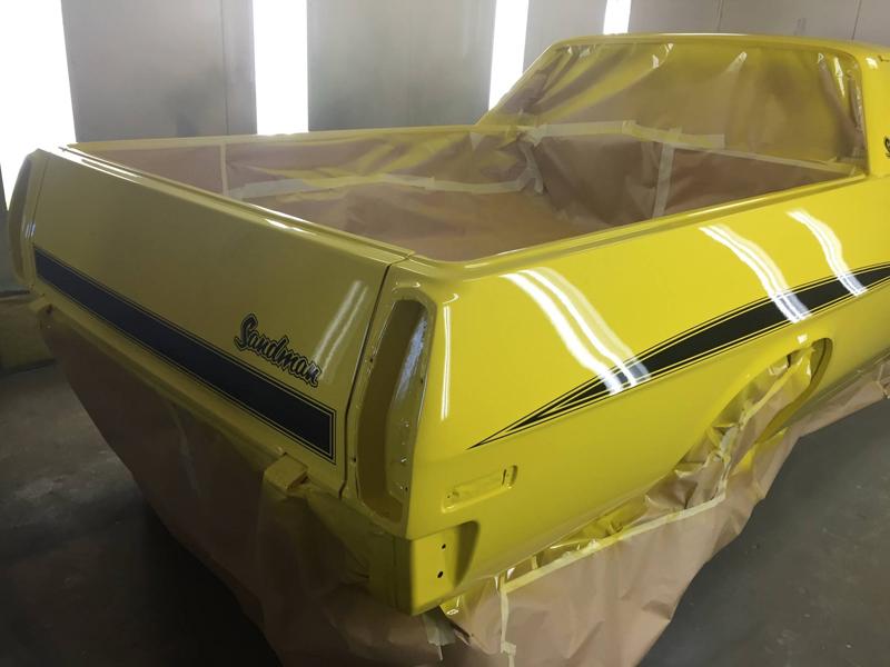 1976 HJ Holden Kingswood Sandman ol school garage restoration (21).jpg