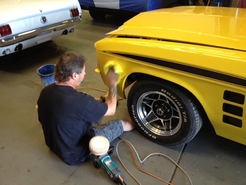 1976 HJ Holden Kingswood Sandman ol school garage restoration (28).jpg