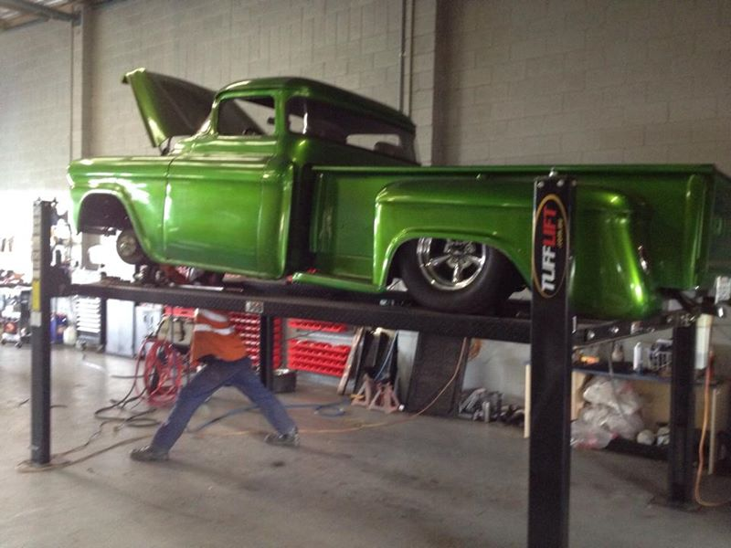 air bag ride installation brisbane - ol school garage (1).jpg