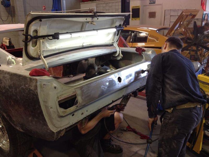 1965 Ford Mustang Fastback Restoration - Australia - Ol School Garage (1).jpg