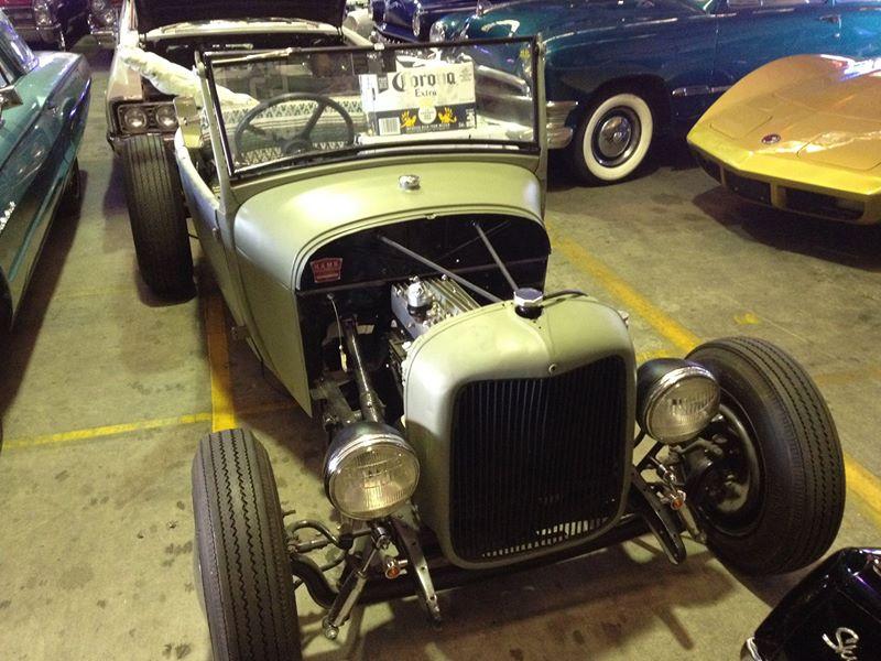 1929 Ford Model A Roadster - Restoration - Ol' School Garage (2).jpg