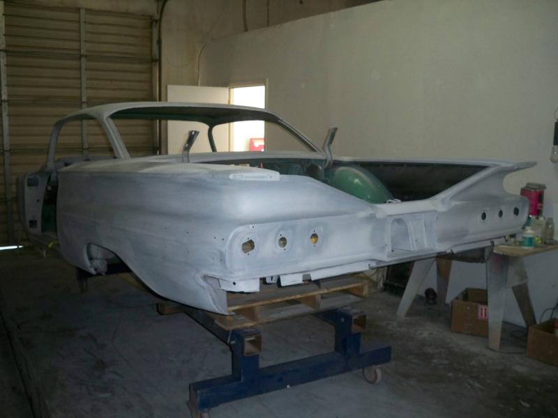 1960 Chevy Impala bubble top - old school garage (44).jpg