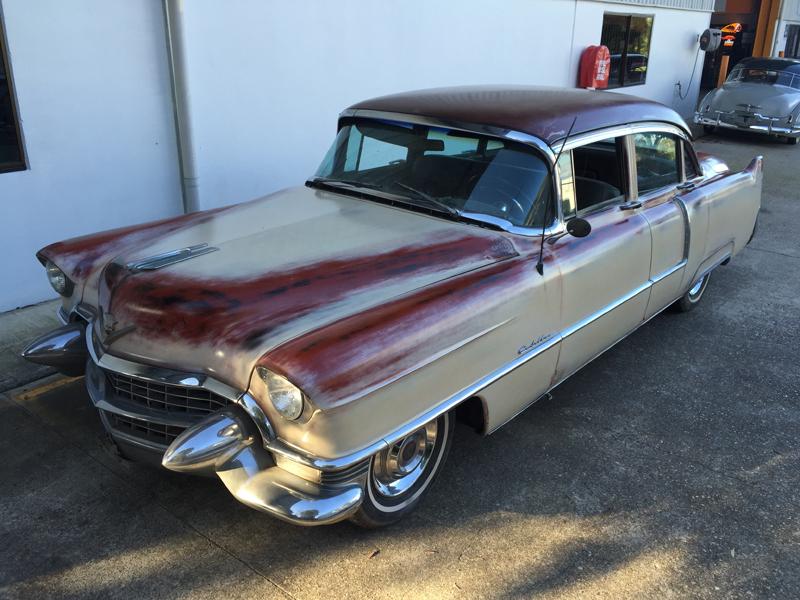 1955 Cadilac Fleetwood for sale ol school garage brisbane queensland australia (2).jpg
