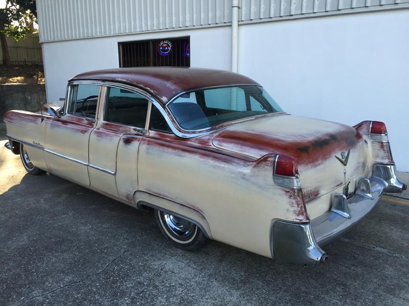 1955 Cadilac Fleetwood for sale ol school garage brisbane queensland australia (14).jpg