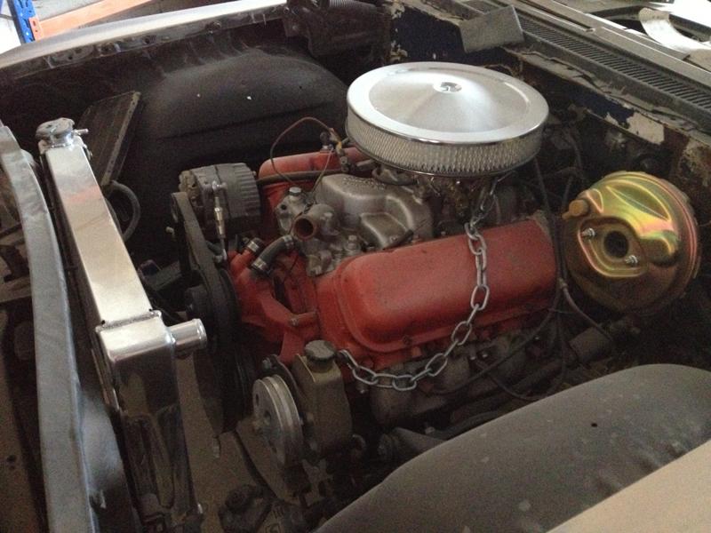 1960 Chevrolet El Camino Restoration - Ol' School Garage (145).jpg