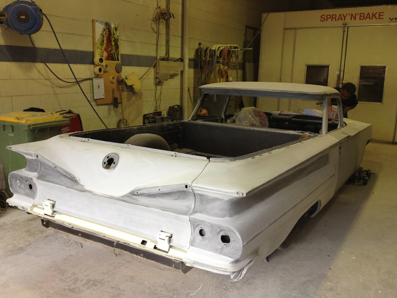 1960 Chevrolet El Camino Restoration - Ol' School Garage (103).jpg