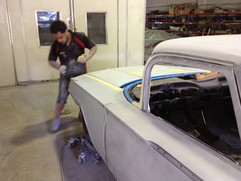 1960 Chevrolet El Camino Restoration - Ol' School Garage (105).jpg