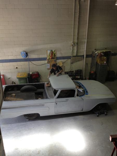 1960 Chevrolet El Camino Restoration - Ol' School Garage (104).jpg