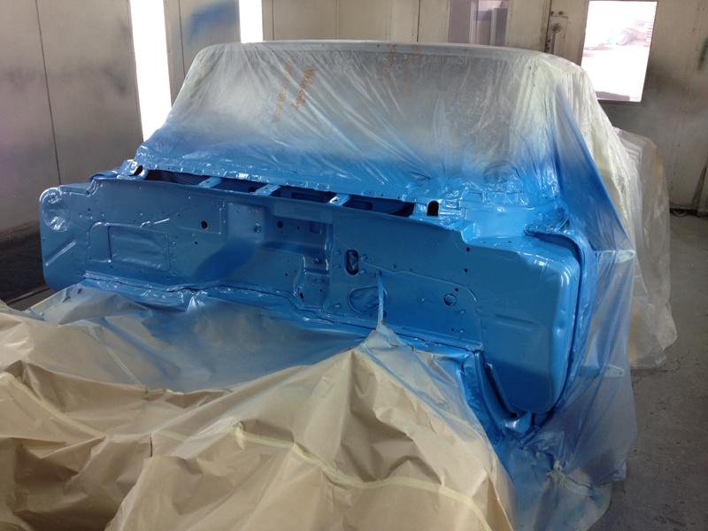 1960 Chevrolet El Camino Restoration - Ol' School Garage (128).jpg