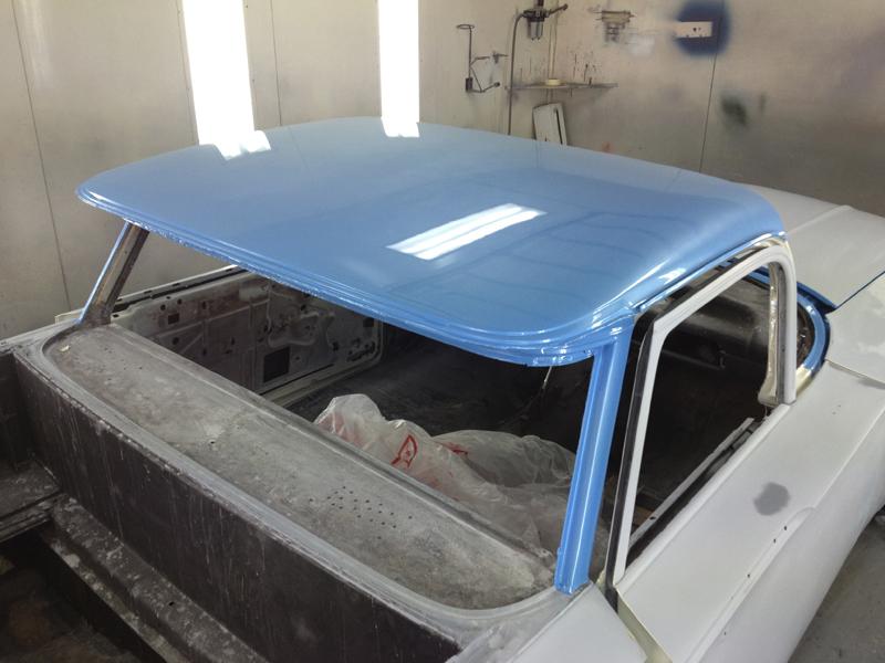 1960 Chevrolet El Camino Restoration - Ol' School Garage (100).jpg