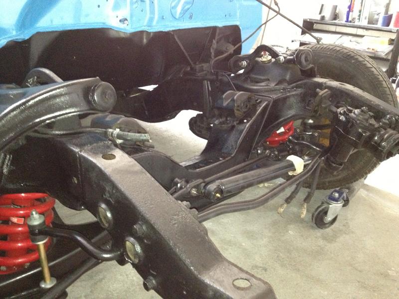 1960 Chevrolet El Camino Restoration - Ol' School Garage (120).jpg
