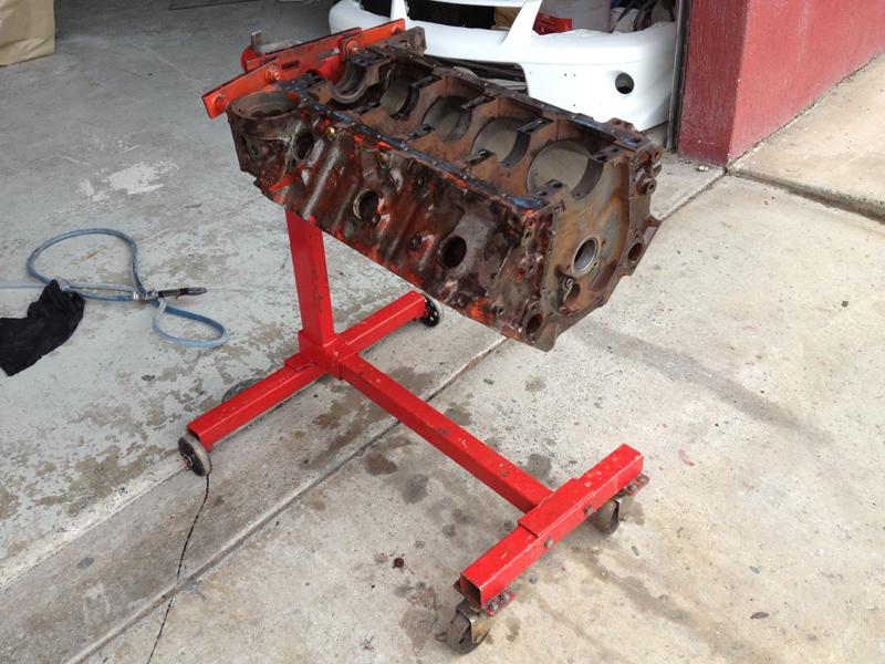 1960 Chevrolet El Camino Restoration - Ol' School Garage (130).jpg