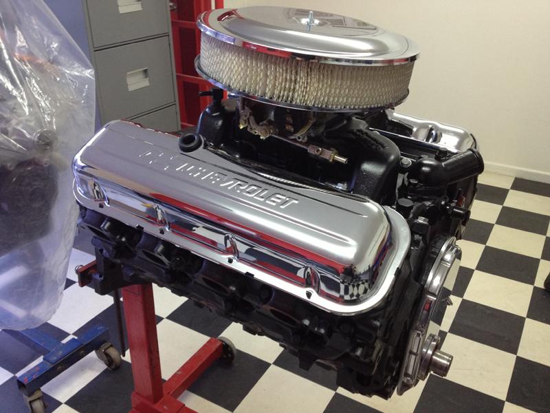 1960 Chevrolet El Camino Restoration - Ol' School Garage (126).jpg