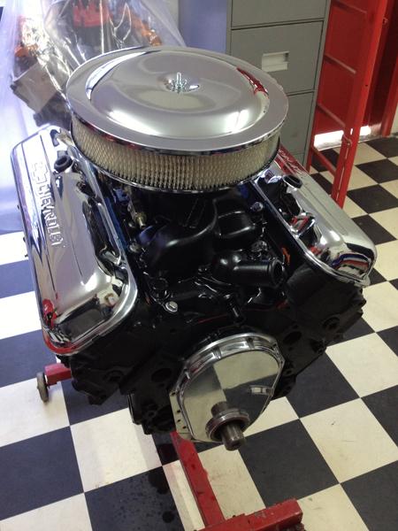 1960 Chevrolet El Camino Restoration - Ol' School Garage (127).jpg