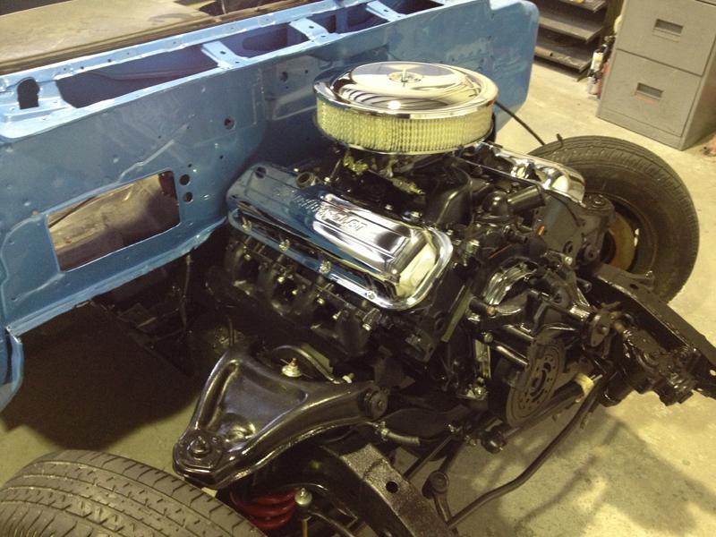 1960 Chevrolet El Camino Restoration - Ol' School Garage (114).jpg