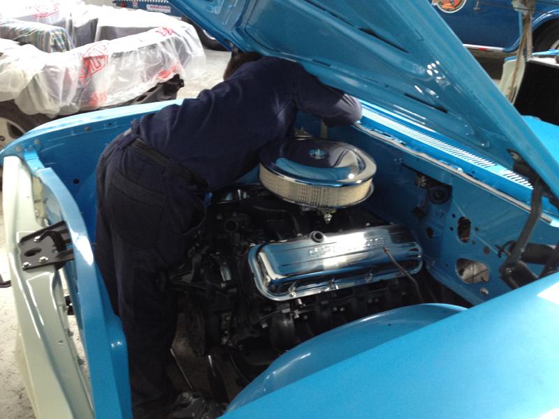 1960 Chevrolet El Camino Restoration - Ol' School Garage (63).jpg