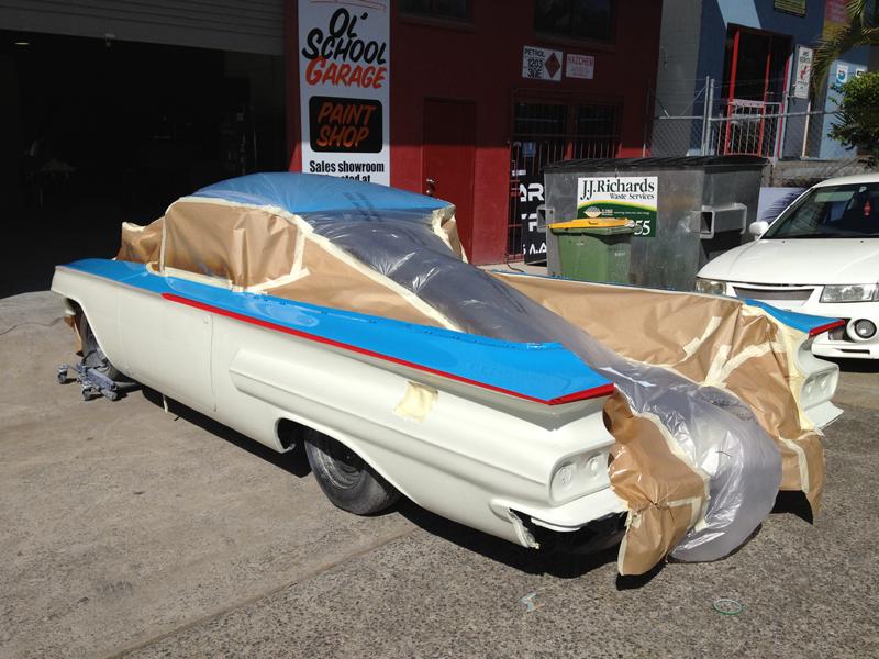 1960 Chevrolet El Camino Restoration - Ol' School Garage (78).jpg