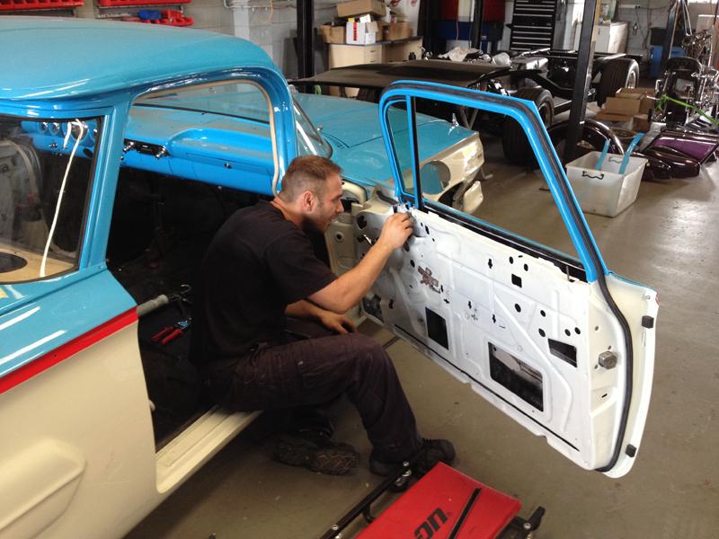 1960 Chevrolet El Camino Restoration - Ol' School Garage (47).jpg