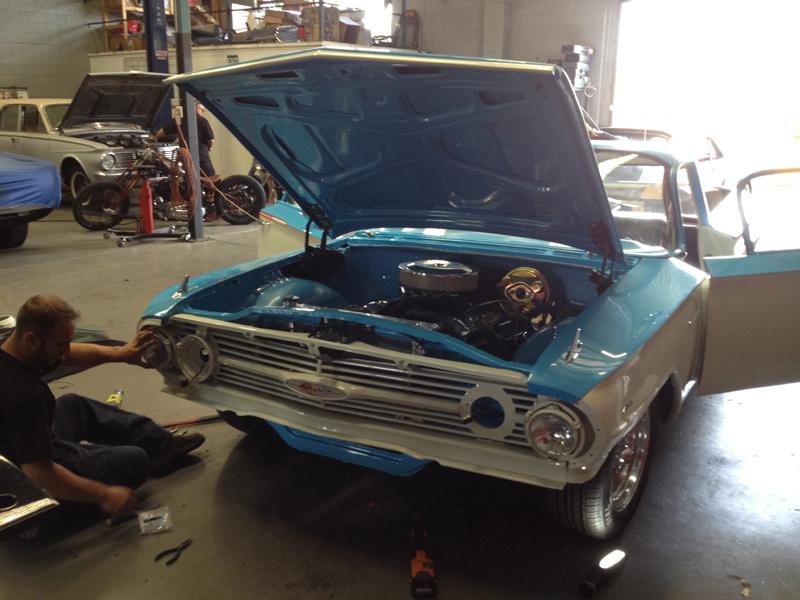 1960 Chevrolet El Camino Restoration - Ol' School Garage (51).jpg