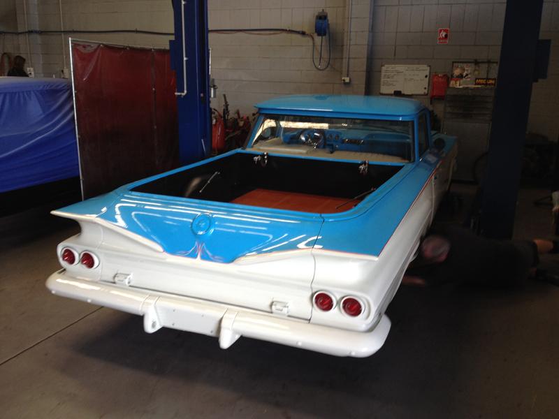 1960 Chevrolet El Camino Restoration - Ol' School Garage (28).jpg