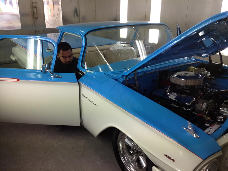 1960 Chevrolet El Camino Restoration - Ol' School Garage (1).jpg