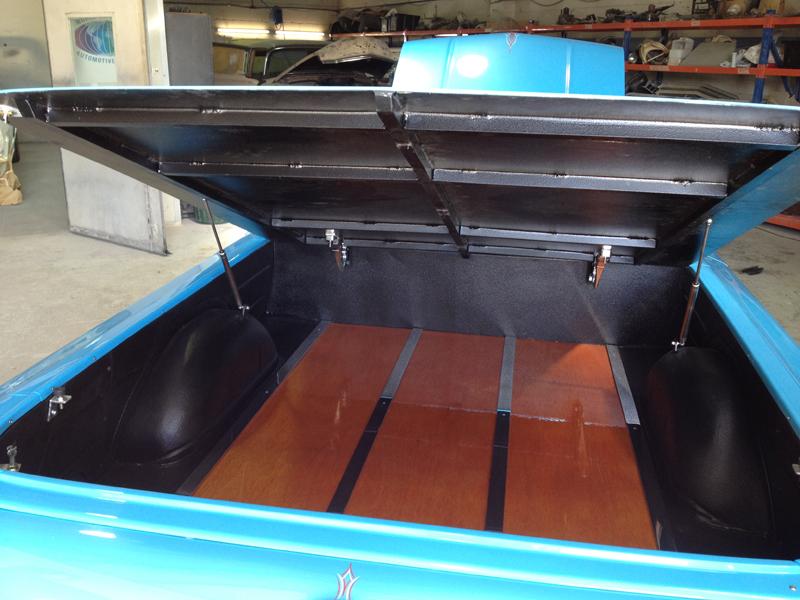 1960 Chevrolet El Camino Restoration - Ol' School Garage (2).jpg