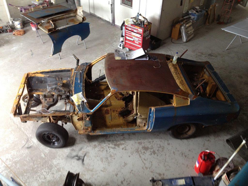 1971 VH RT Charger - Restoration - Ol' School Garage (1).jpg