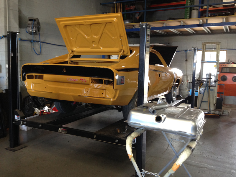 Charger RT VH Valiant - Restoration - Ol' School Garage (24).jpg