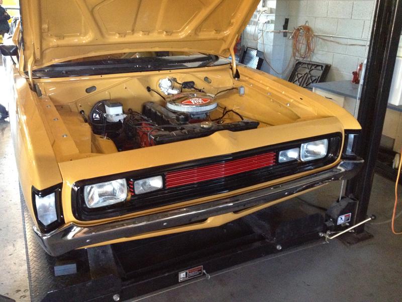 1971 VH RT Charger - Restoration - Ol' School Garage (76).jpg
