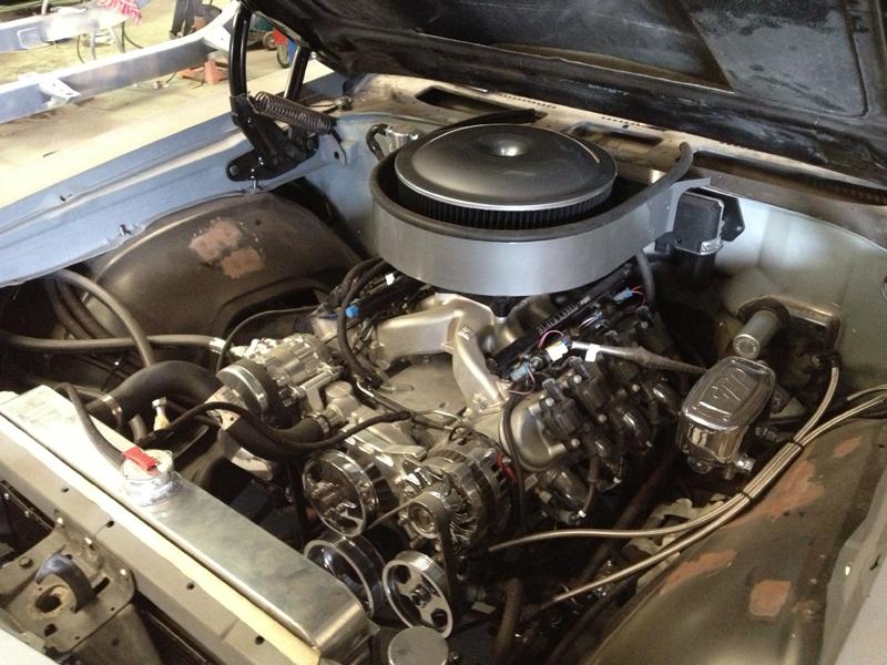 1969 Chevrolet Chevelle restoration - resto mod - Brisbane - Ol' School Garage (24).jpg