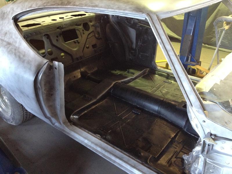 1969 Chevrolet Chevelle restoration - resto mod - Brisbane - Ol' School Garage (34).jpg