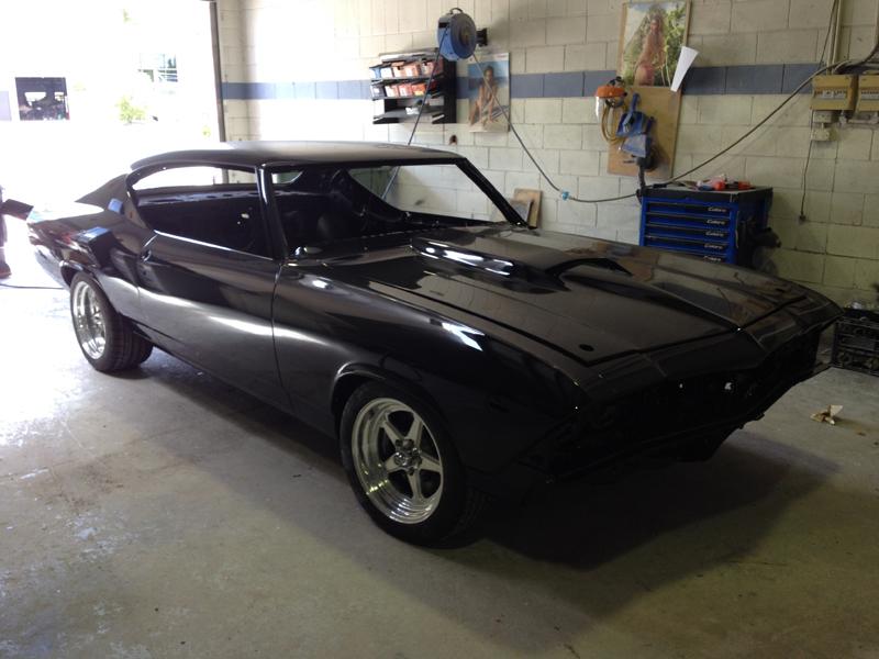 1969 Chevrolet Chevelle restoration - resto mod - Brisbane - Ol' School Garage (85).jpg