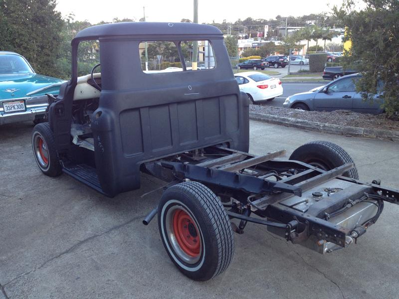 55 Chev pickup truck restoration - ol' school garage (18).jpg