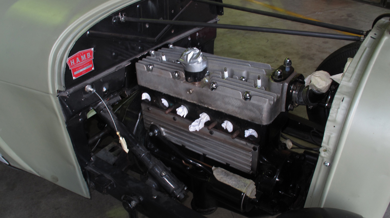 1929 Ford Model A Roadster - Restoration - Ol' School Garage (23).jpg
