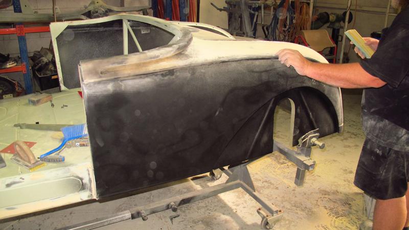 1929 Ford Model A Roadster - Restoration - Ol' School Garage (8).jpg