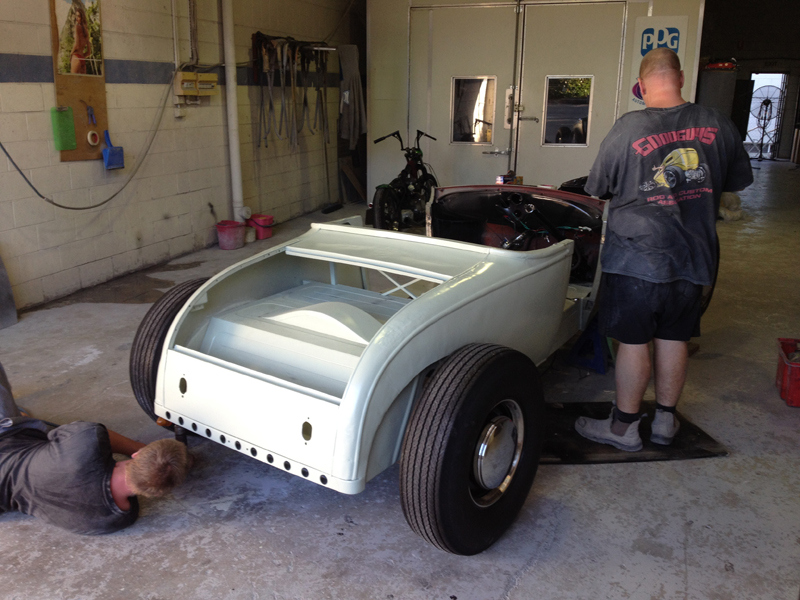 18-08-15 Ol' School Garage 1929 Ford Model A Roadster (127).jpg