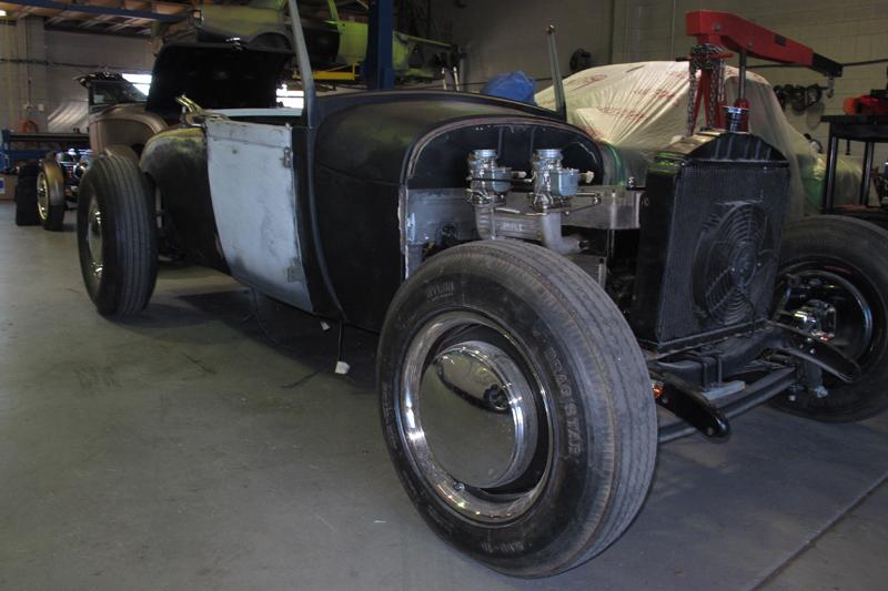 18-08-15 Ol' School Garage 1929 Ford Model A Roadster (118).jpg