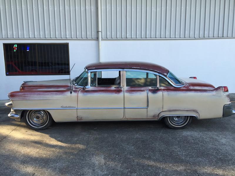 1955 Cadilac Fleetwood for sale ol school garage brisbane queensland australia (13).jpg