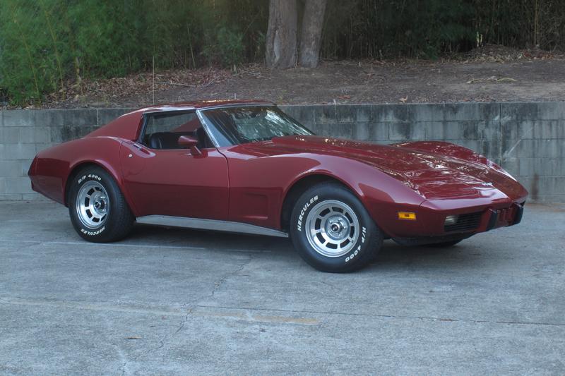 1977 Chevrolet Corvette Stingray