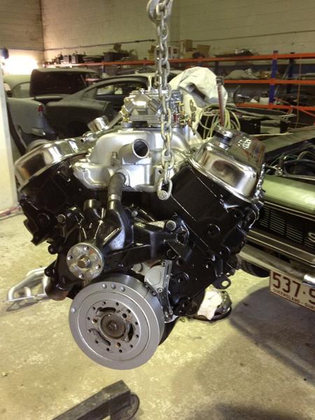 1968 Chevrolet Camaro 454ci Big BLock - Ol' School Garage (10).jpg