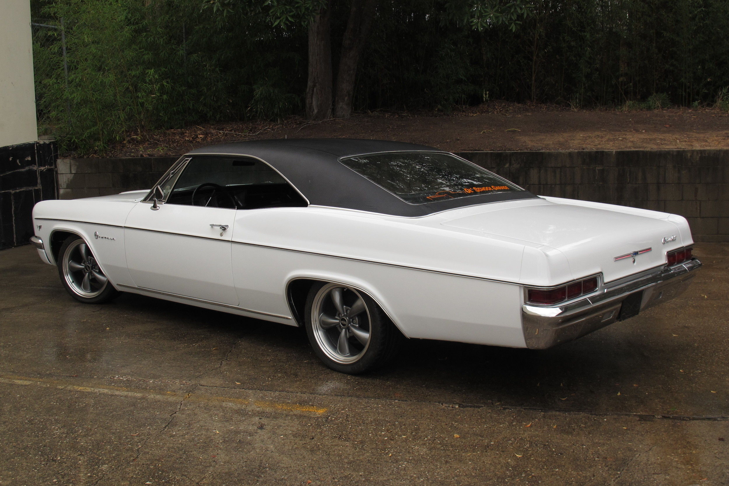 1966 Chevy Coupe  For Sale - Ol' School Garage .JPG