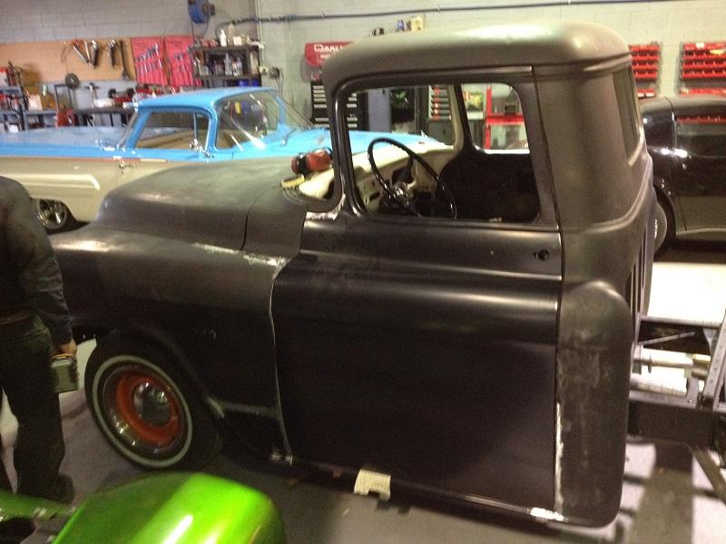 1955 Chevrolet PIckup Truck Restoration - Ol' School Garage (29).JPG