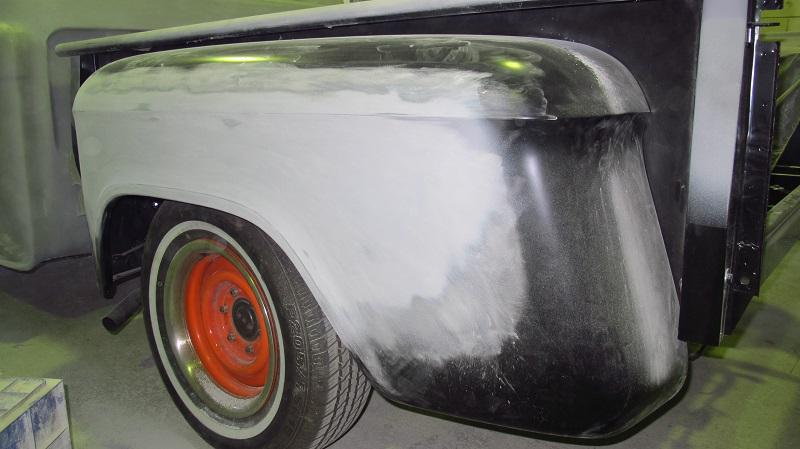1955 Chevrolet PIckup Truck Restoration - Ol' School Garage (46).JPG