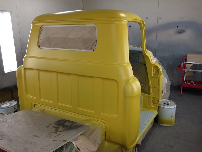 1955 Chevrolet PIckup Truck Restoration - Ol' School Garage (74).JPG