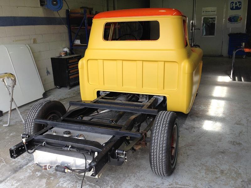 1955 Chevrolet PIckup Truck Restoration - Ol' School Garage (94).JPG